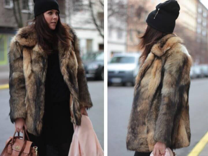 Vintage Fur – Ootd