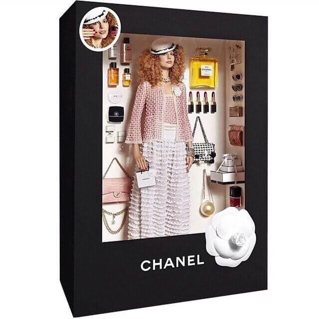 Barbie från Louis Vuitton, Chanel och Dior