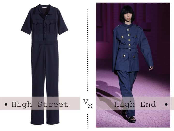High Street vs High End – Marc Jacobs