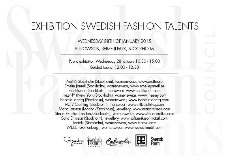 Fashion Week – Öppet för alla!
