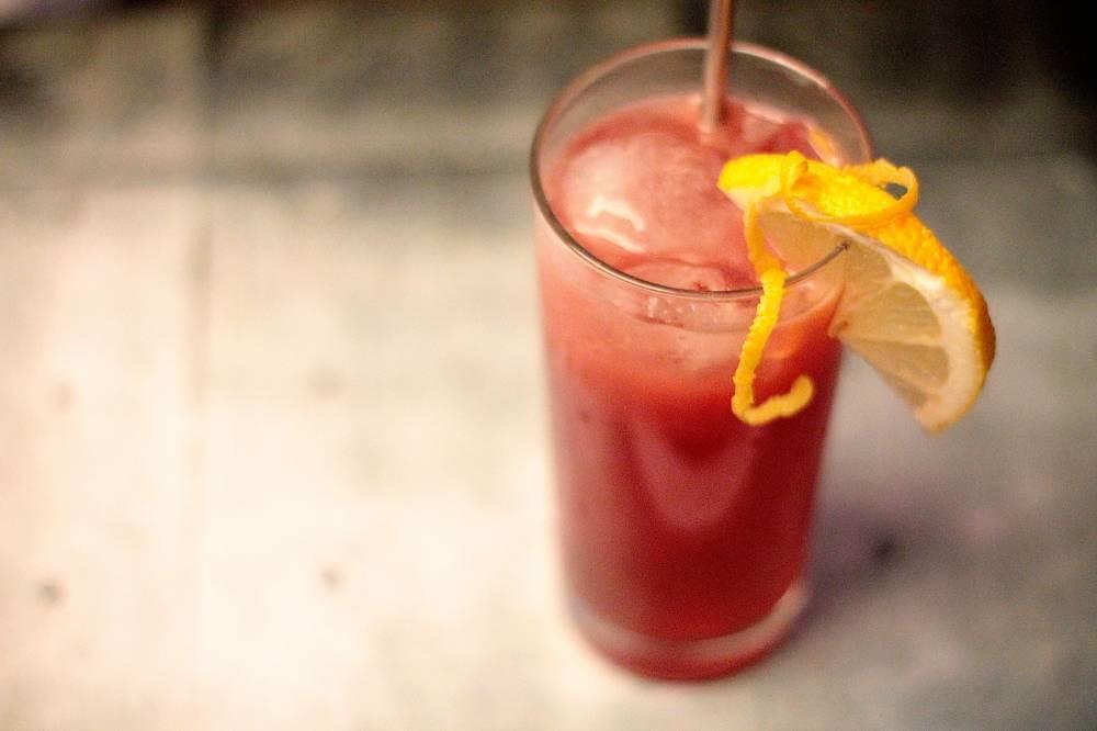 Castors Cocktails #16