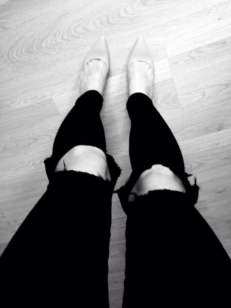 Förläng benen