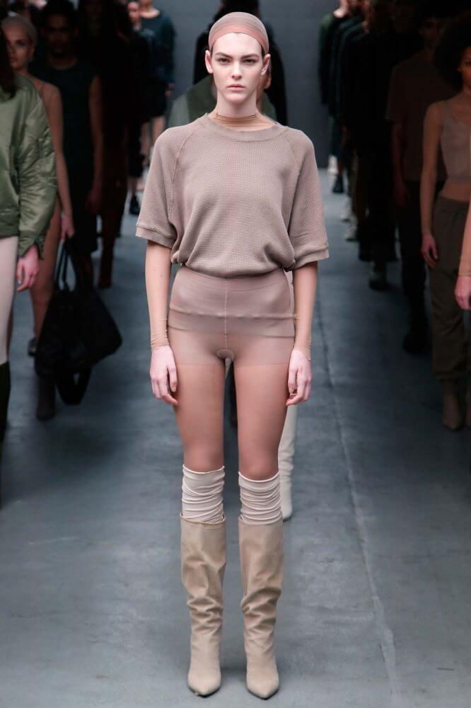 Fashion Flashdance Flashback med Kanye West x Adidas Originals