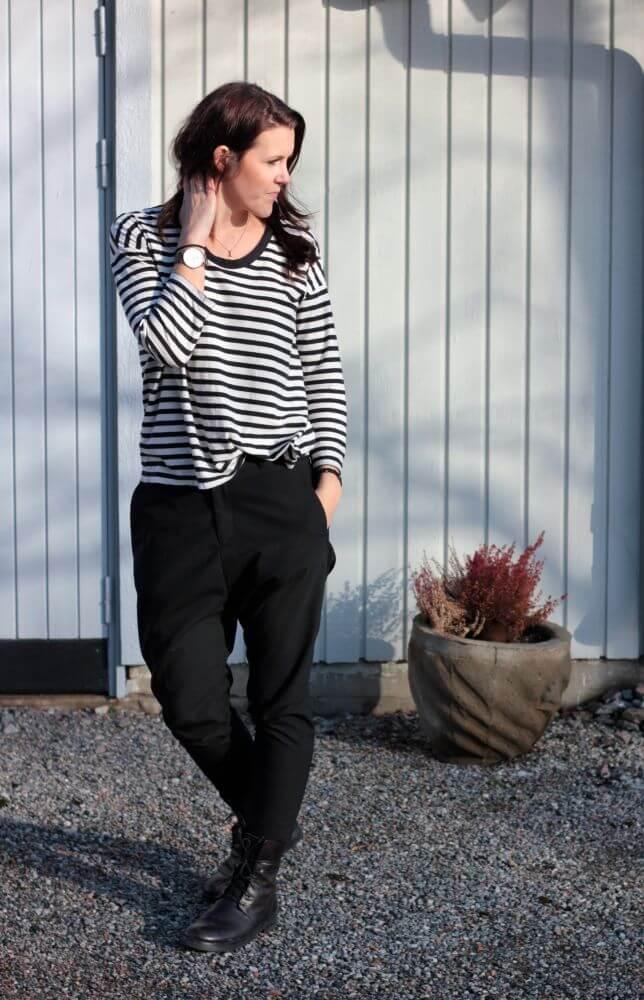 Gårdagens outfit – Hope klassiker