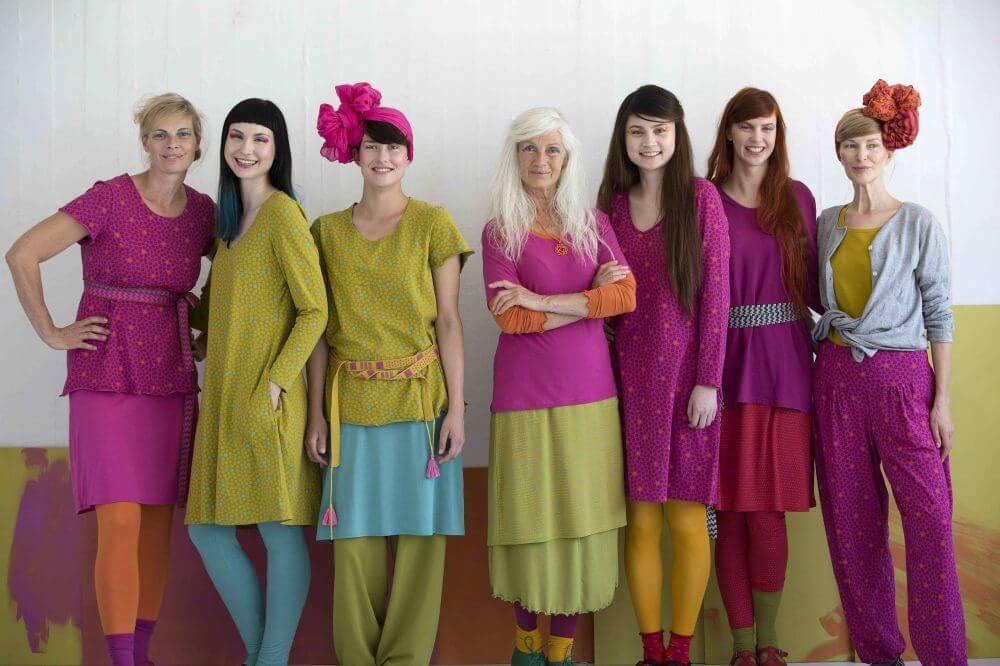 Gudrun Sjödénfirar alla färgstarka kvinnor!