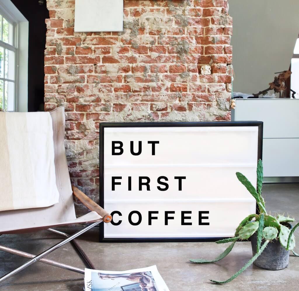Love Bxxlght & coffee