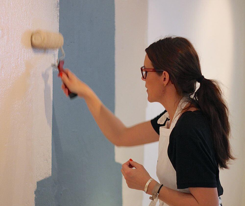 Jag vill måla hela huset i Soft Skin