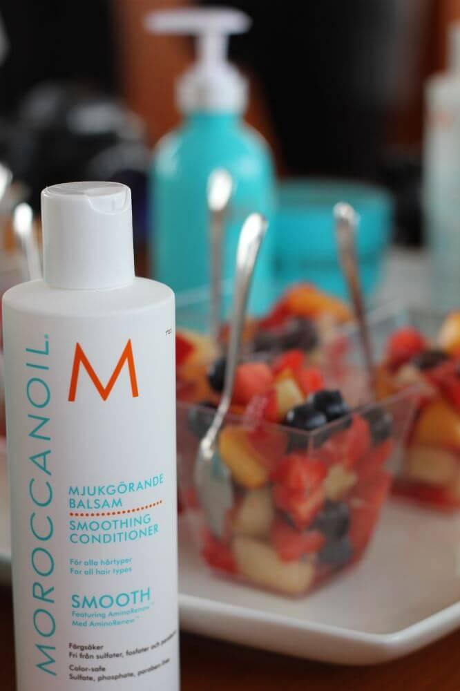 Till havs med Maroccanoil