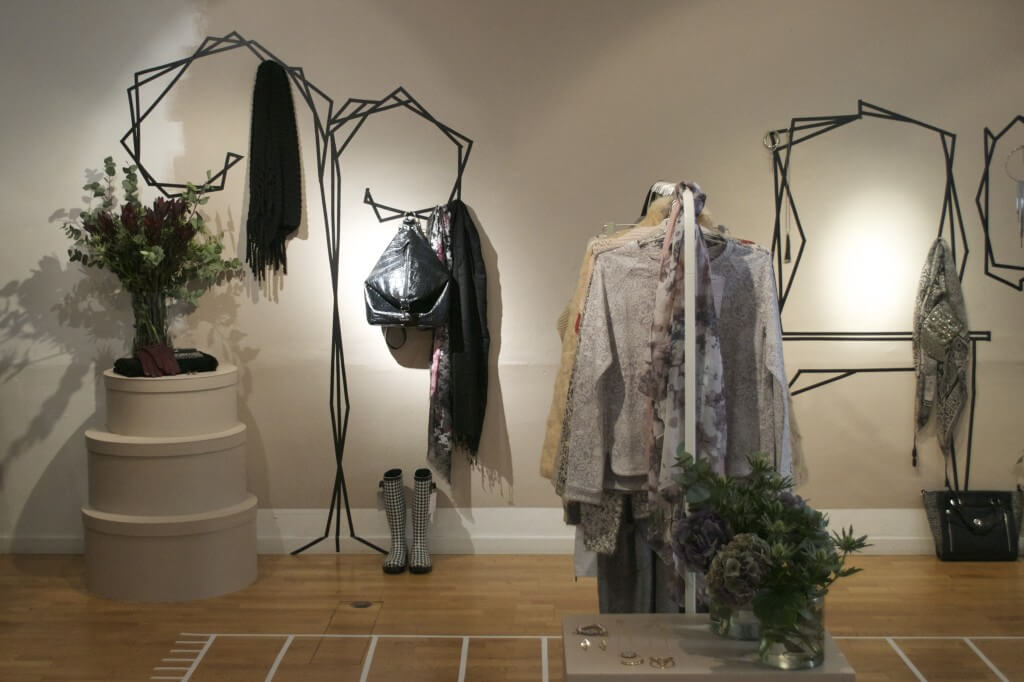 stylist showroom visualisterna