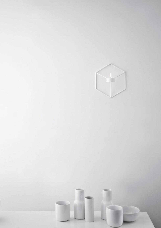 POV candleholder note kub