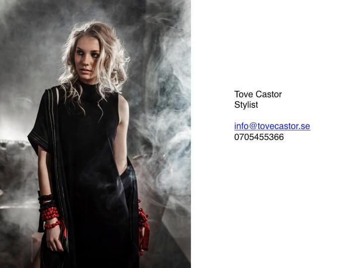 Portfolio Stylist Tove Castor