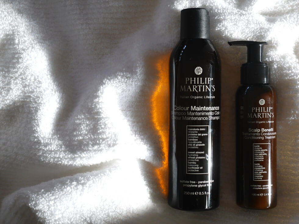 philip martin´s shampoo organic hårvård