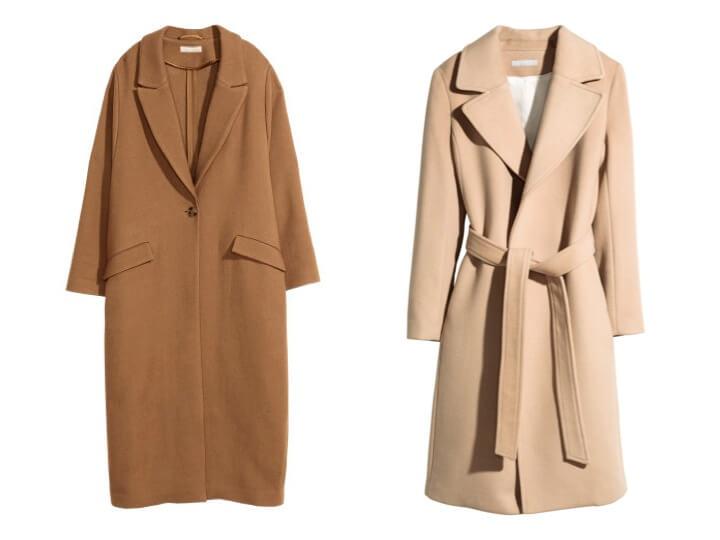 Kamelfärgad kappa – Här är mina favoriter