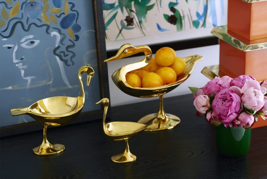 Brass-bird-bowls-from-Jonathan-Adler
