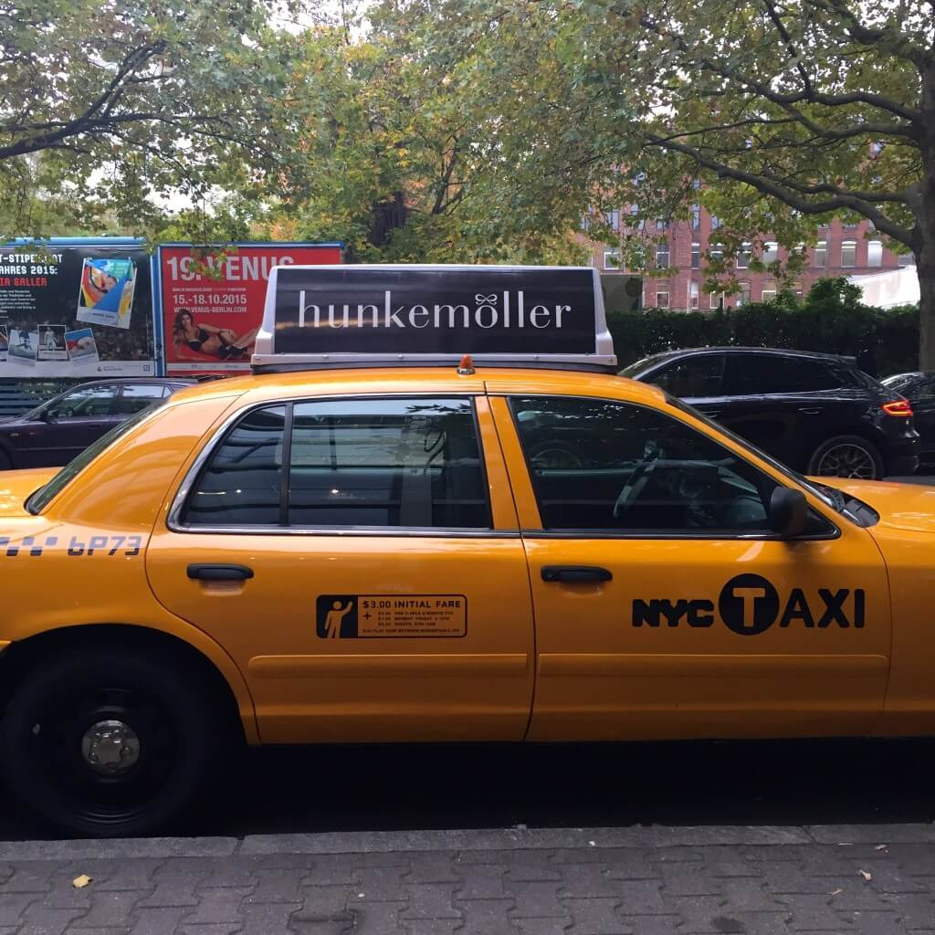new york cab berlin hunkemöller sylvie collection visualisterna stylist tove castor