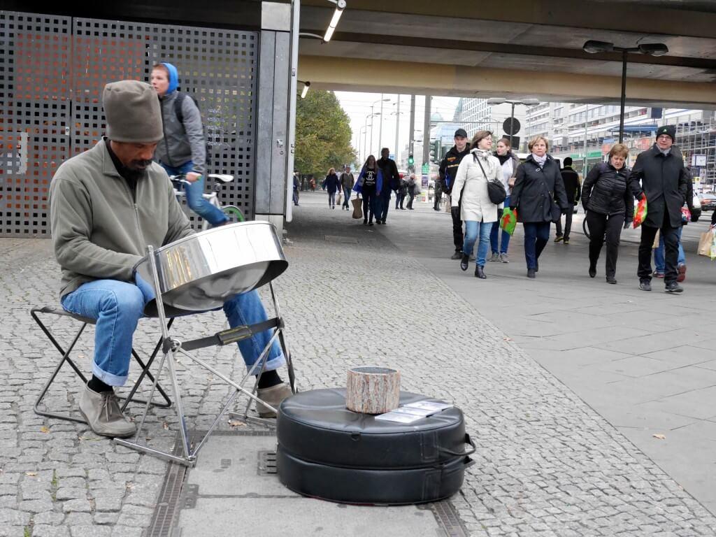 street artist berlin