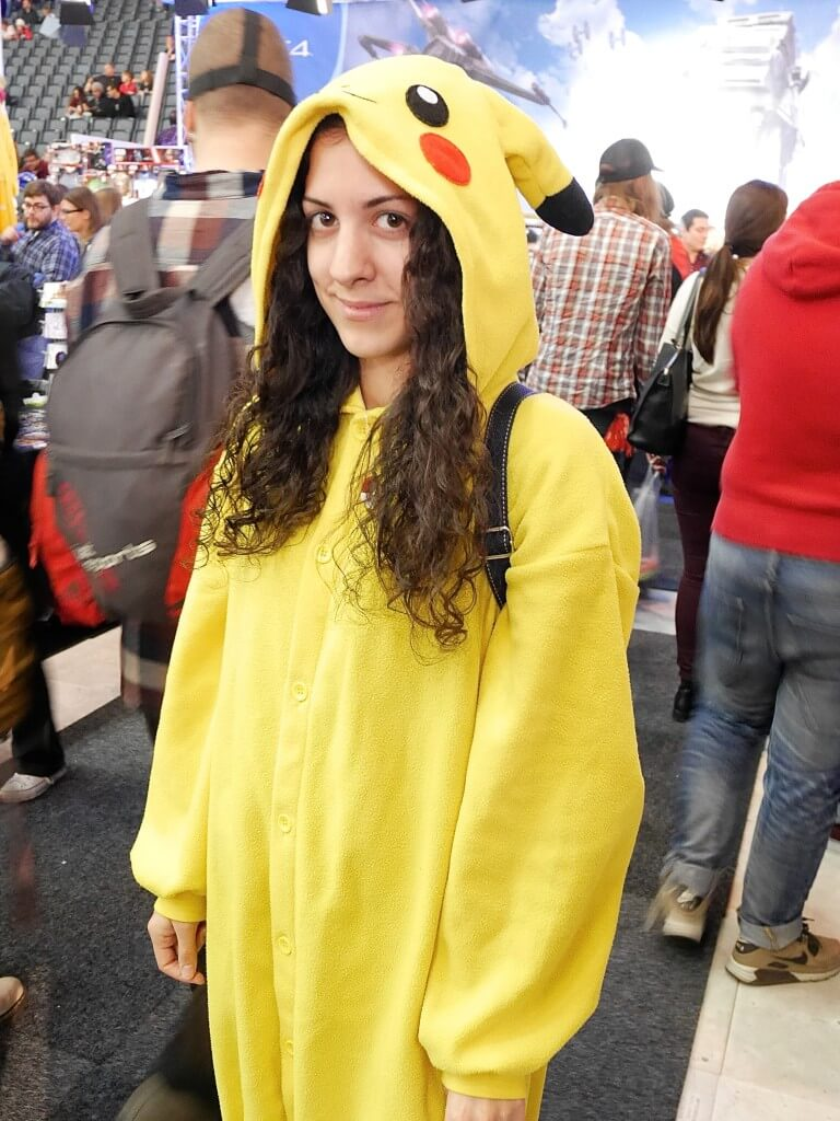 Comic Con Pokemon