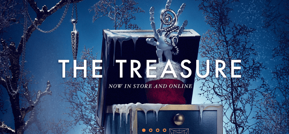 the treasure maria nilsdotter