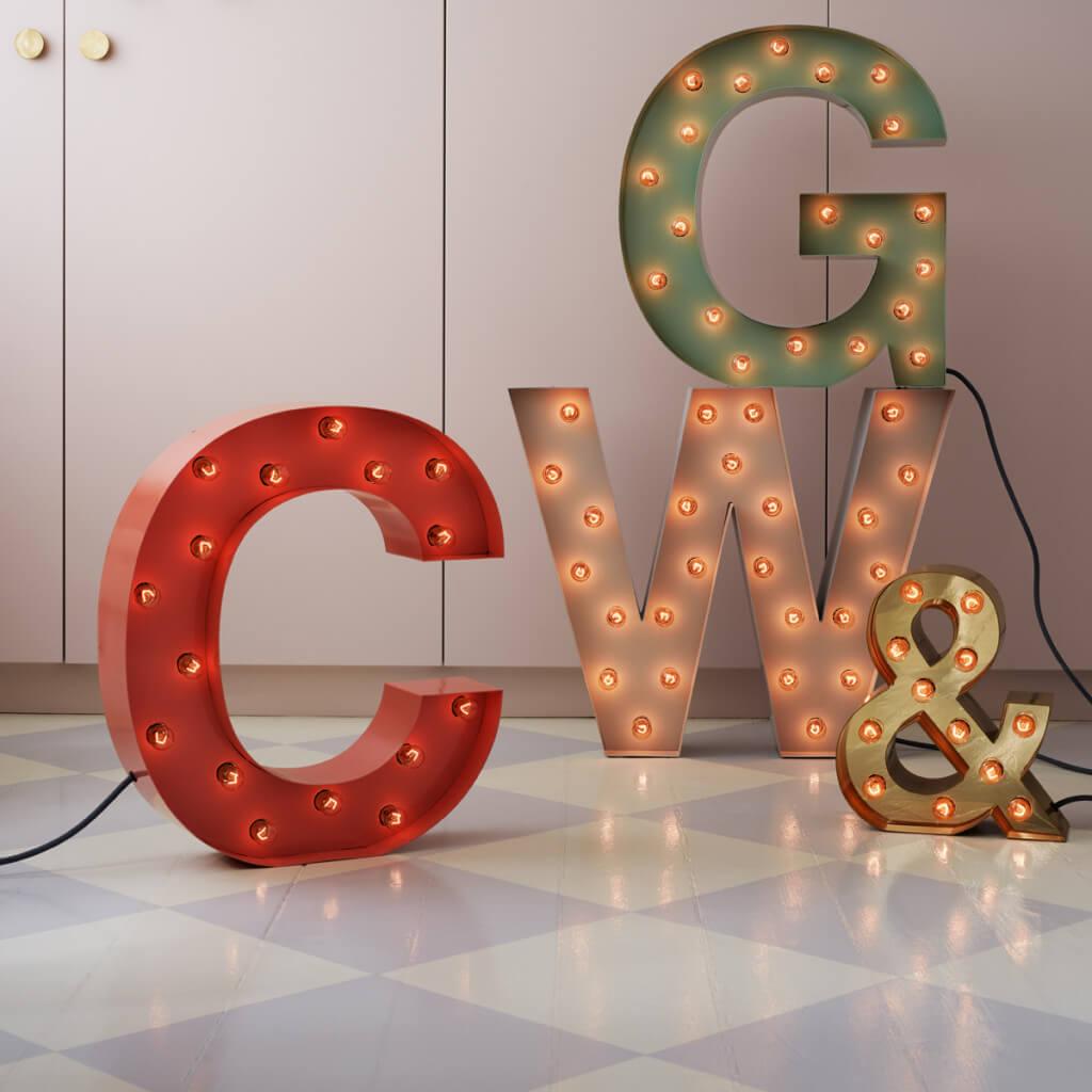 cirkuslampa C