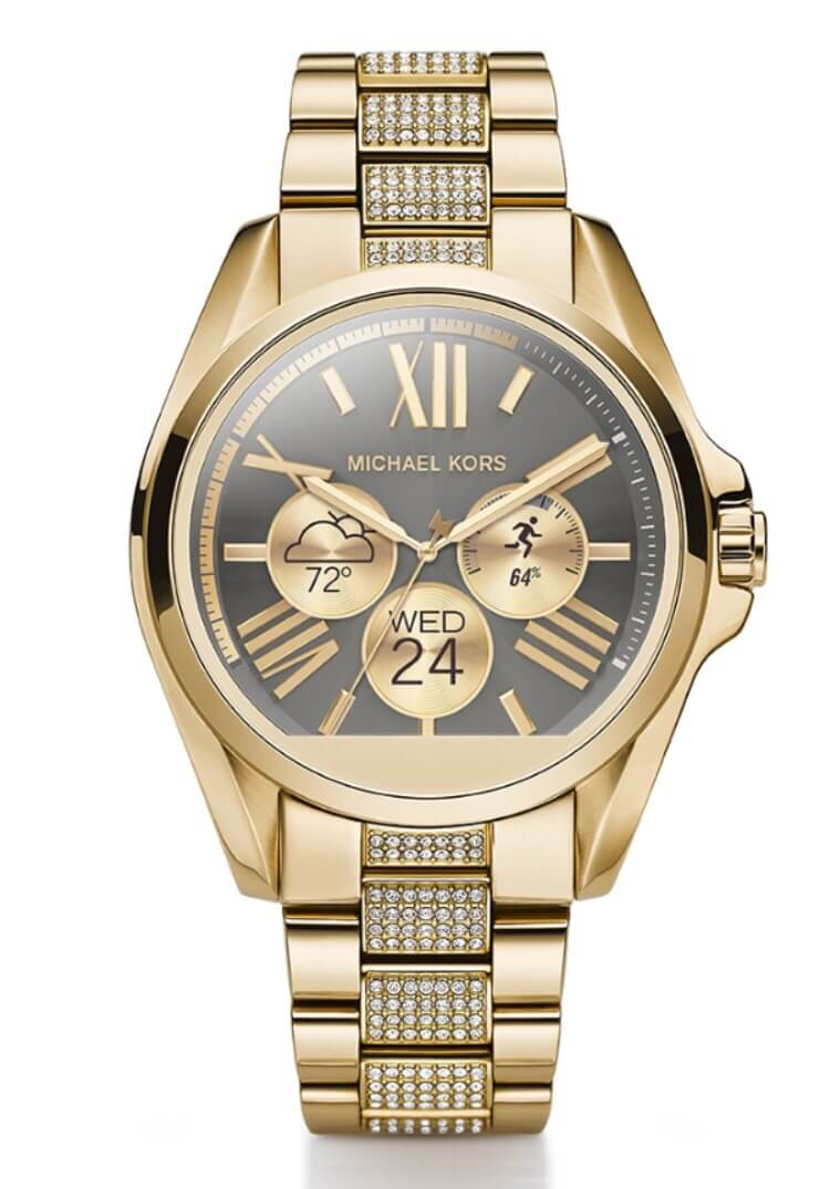 MICHAEL KORS WEARABLE TECH