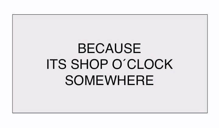 shop o´clock
