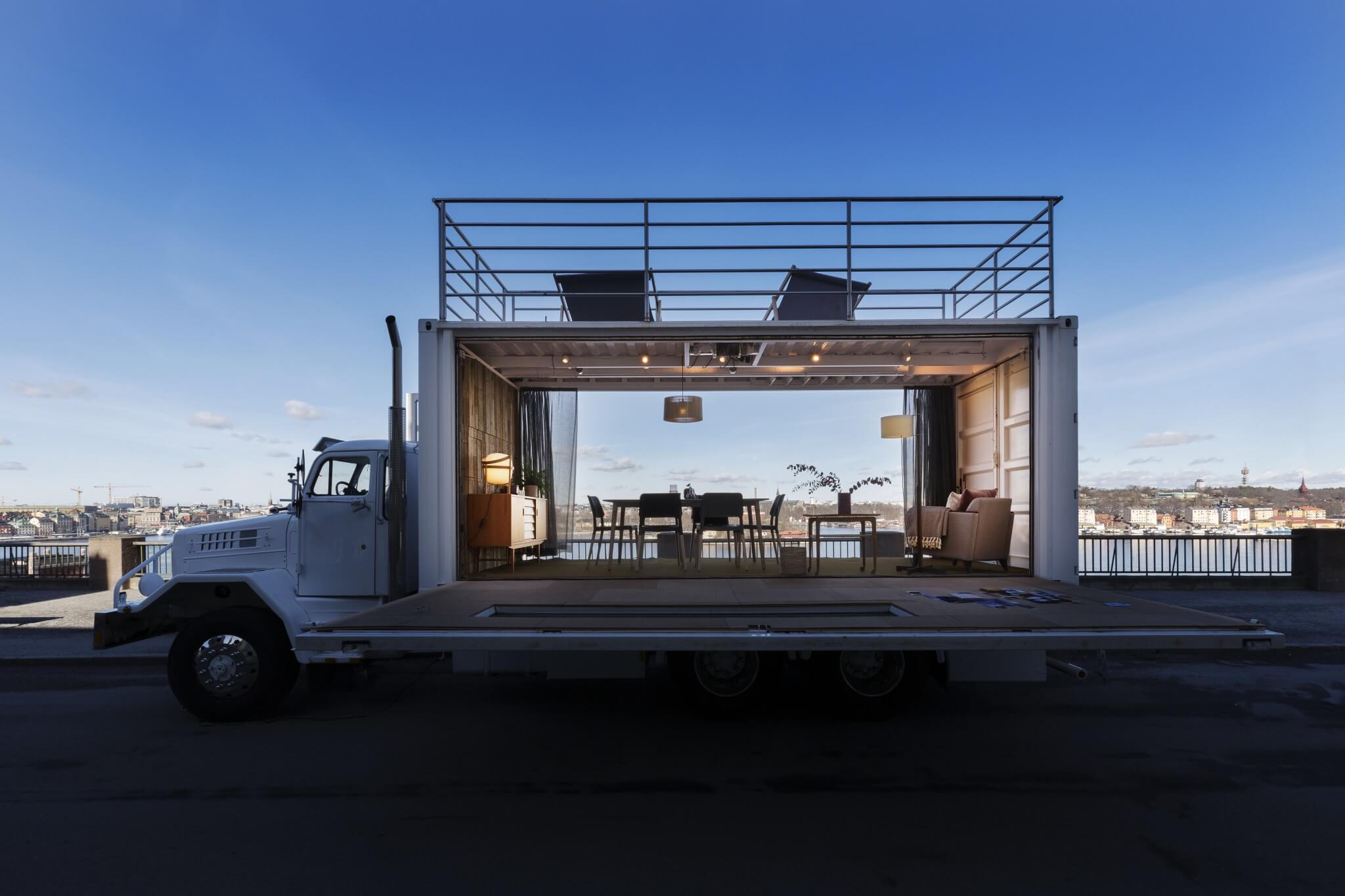 Summit Pop-Up Truck Ugglasfavoriter