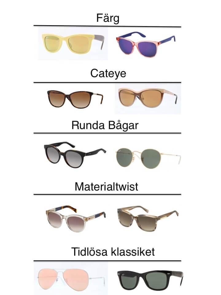 Solglasögongarderob