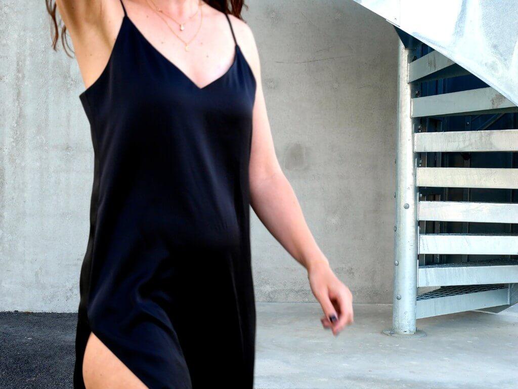 90´s slip dress