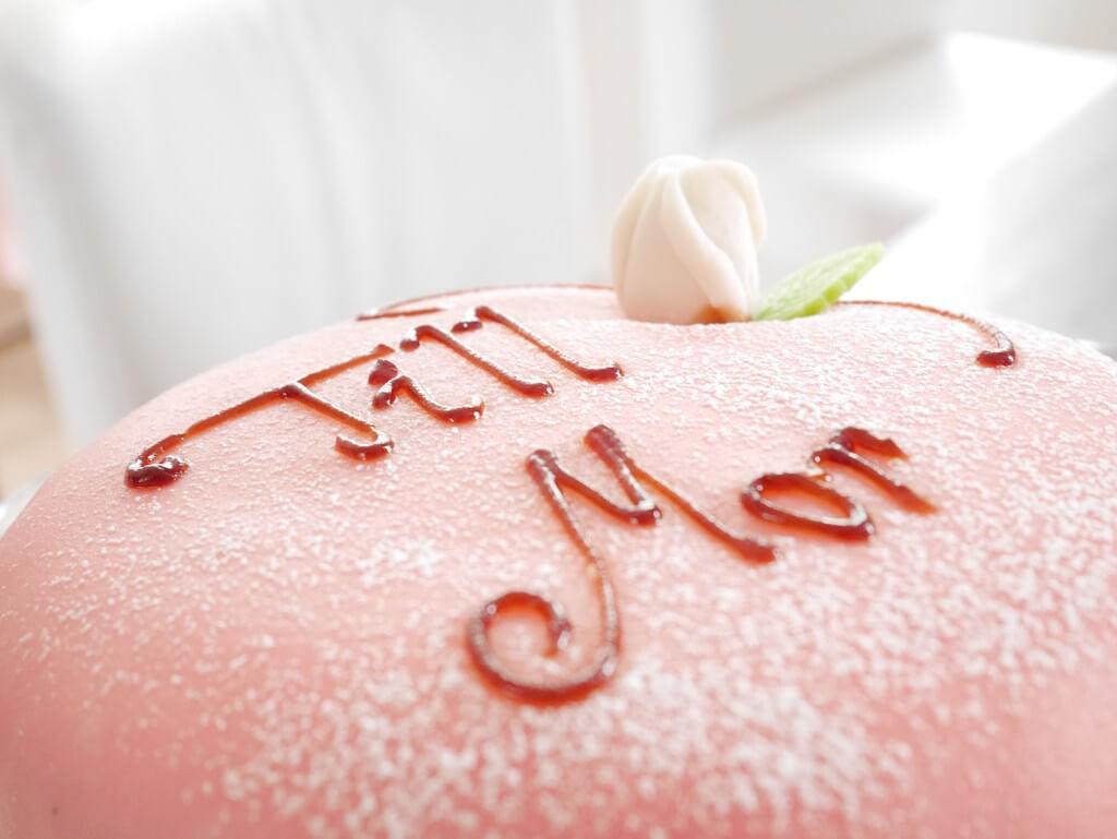 morsdags tårta