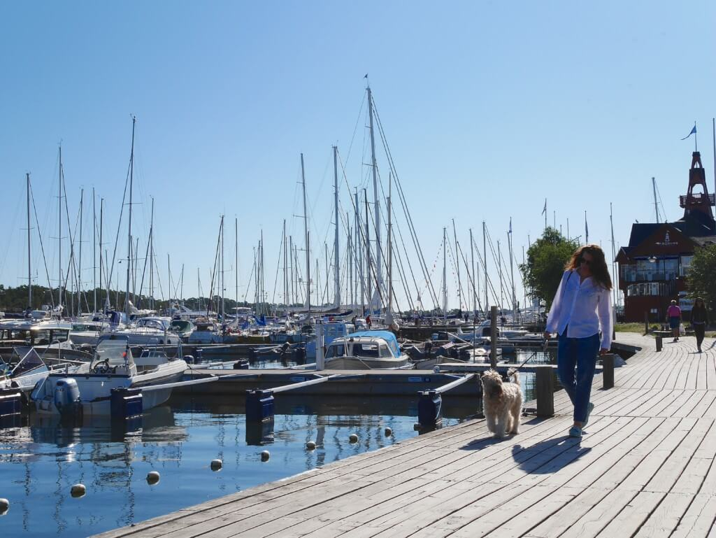 snapshots sandhamn