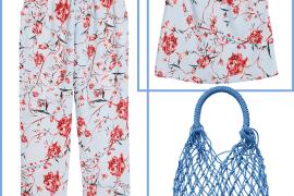 Pyjamas från Lindex