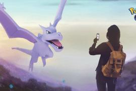 Pokémon Go Adventure Week - Aerodactyl