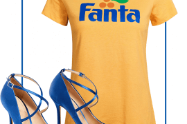 """Veckans """"vill ha"""": T-shirt från Bikbok, klackar från Zara"""