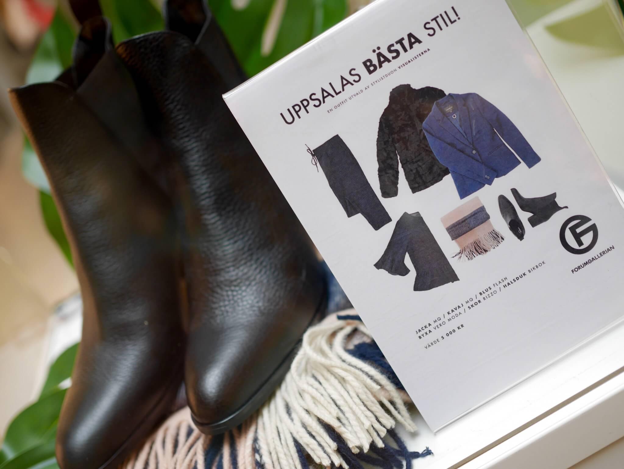 Uppsala fashion weekend Uppsalas bästa stil